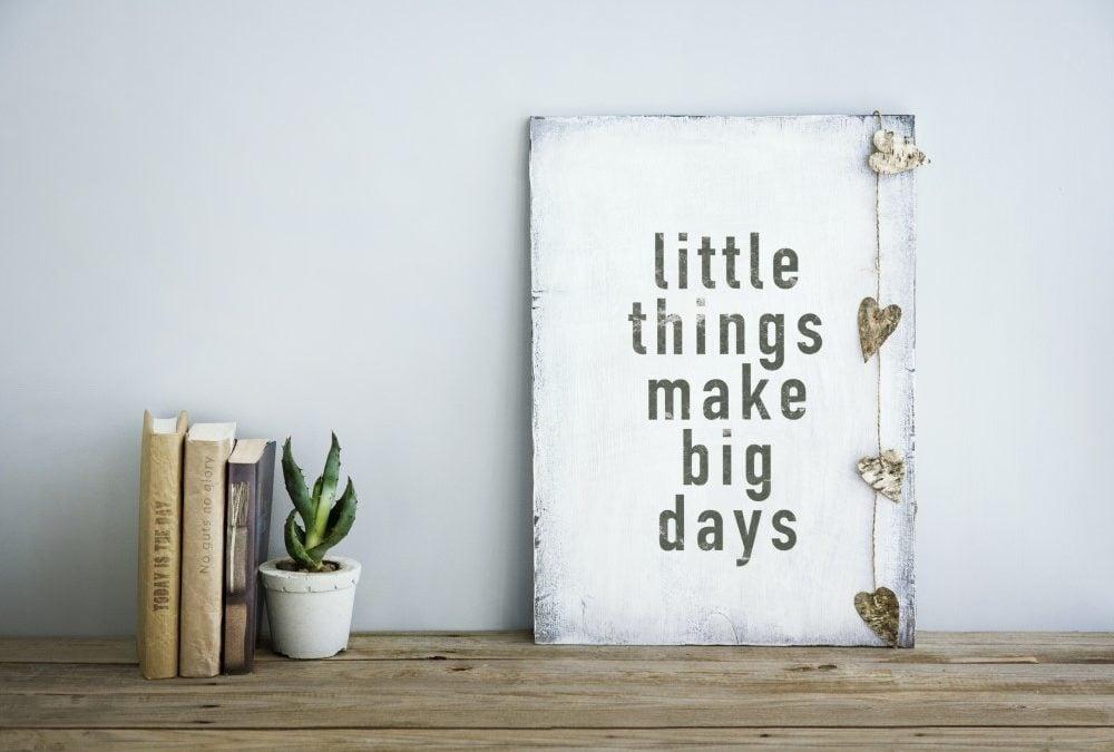 Pift dit hjem op med citater